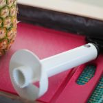 How to cut a pineapple - www.ThePrimalDesire.com