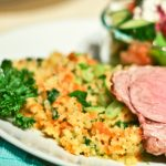 Paleo Greek Rice - www.ThePrimalDesire.com