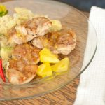 Filipino Pineapple Tamarind Chicken - www.ThePrimalDesire.com