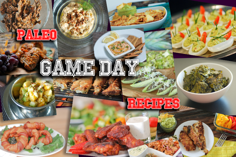 Paleo Game Day Appies for Grey Cup - www.ThePrimalDesire.com