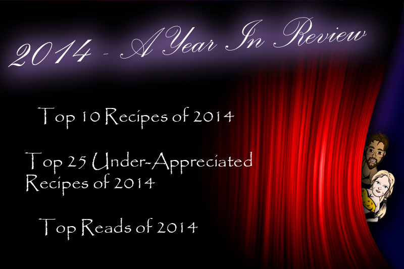 2014 - A Year in Review - www.ThePrimalDesire.com