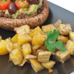Paleo Roasted Golden Yams - www.ThePrimalDesire.com