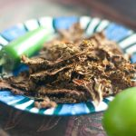 Chipotle Strawberry Kale Chips - www.ThePrimalDesire.com