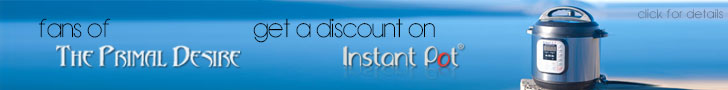 Discount on Instant Pot
