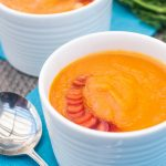 Inspired by one of the greatest chef's I know, Pickled Carrot Soup with Bacon challenges the balance between tartness, sweetness, and saltiness. http://wp.me/p4Aygm-27m
