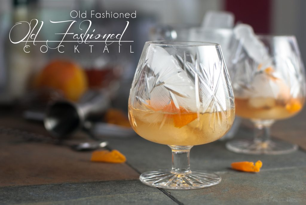 Old Fashioned Old Fashioned Cocktail