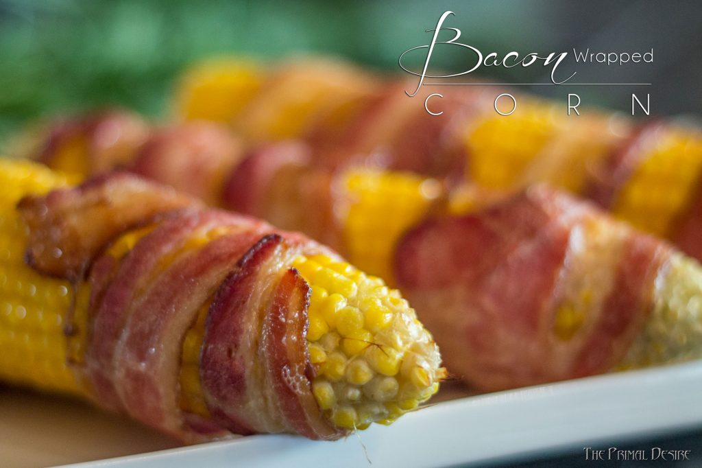 Maple Bacon Corn