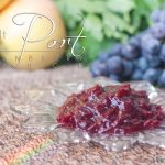 Adult Port Cranberry Sauce - https://www.theprimaldesire.com/adult-port-cranberry-sauce/