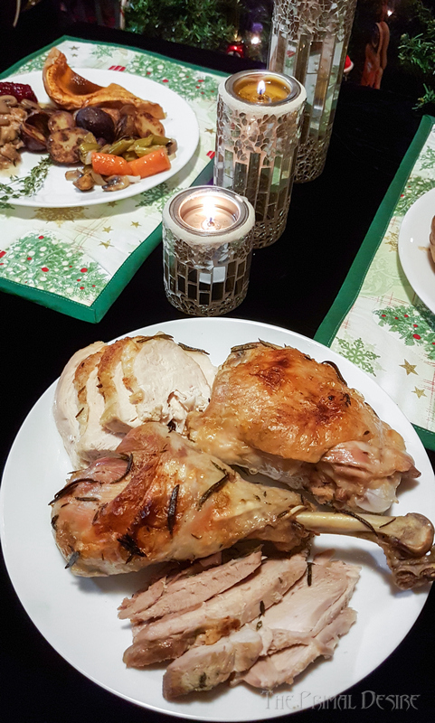 Instant Pot Turkey in 30 Minutes - the WHOLE turkey! Not only will you save time cooking, you'll also save time carving this bird! What are you going to do with all your extra time? #turkeydinner @instantpot wp.me/p4Aygm-2SV