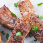 These easy honey garlic ribs (Instant Pot ribs) are sweet and salty and so darn delicious. Perfect as an appetizer on game day, a snack or main dish! https://www.theprimaldesire.com/easy-honey-garlic-ribs/