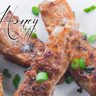 Easy Honey Garlic Ribs (Instant Pot Ribs)