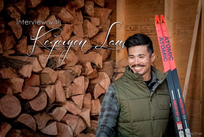 "We're doing something a little different today: this is an interview with Olympic athlete Kequyen Lam, one of my best buddies.  We cover a myriad of topics including his upcoming trip to PyeongChang for the 2018 Olympics to compete as a 15km Cross-Country Skate Skier, how he became an athlete for Portugal, his incredible new mustache, ""Lamstache"", the 2 books that are about to be released (""Tiny Home Haikus"" and ""Into the Mind of an Olympic Athlete""), intermediate fasting, orgasms & erections, Instant Pot and food, his first impression of me (hahaha), among other things...."