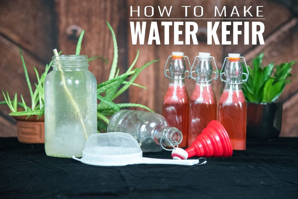 Water Kefir, what is it, how do you make it, and why is it good for you?  We talk about this probiotic powerhouse plus you can enter to win a whole pile of prizes!!