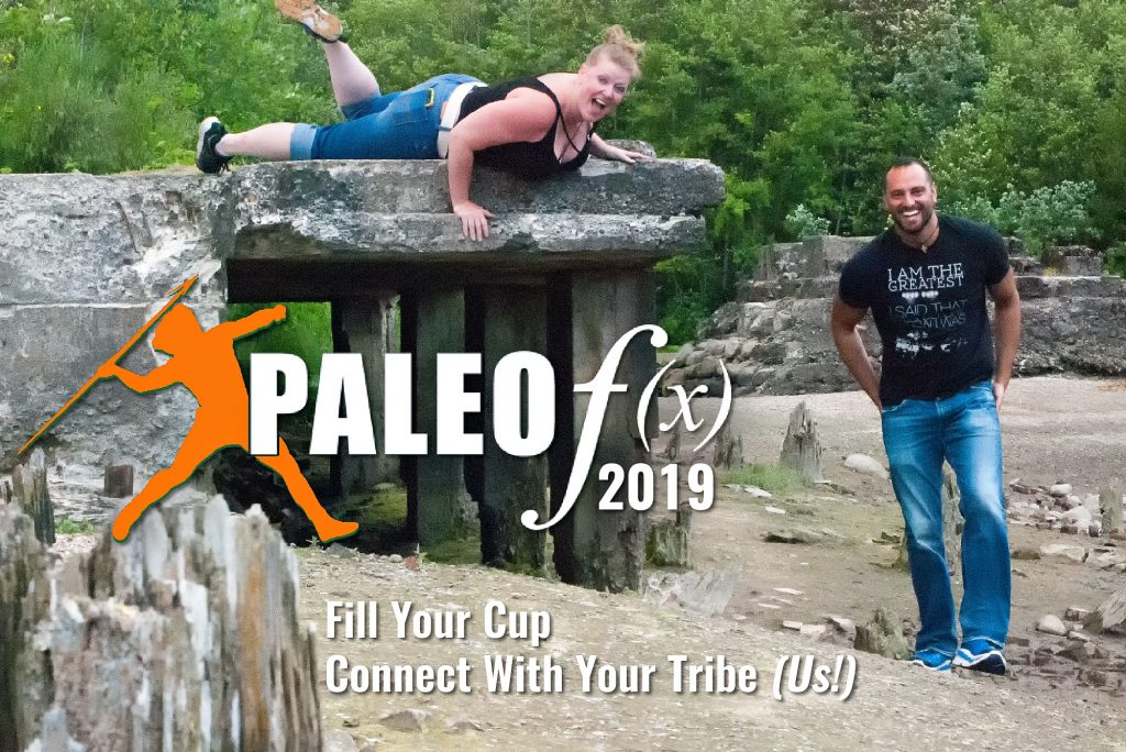 Connecting with your tribe of like-minded people is incredibly important. Recharge and fill your cup with your Paleo People! Read more at https://theprimaldesire.com/paleo-fx-2019/ Buy your tickets for Paleo f(x) 2019 now: https://www.paleofx.com/paleo-fx-event/?a_aid=primaldesire