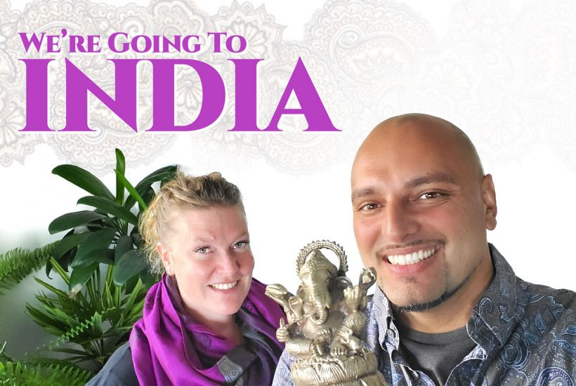 one month in india