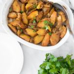 Paleo Curried Apple Pork