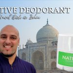Review of Native Deodorant for Travel Stink in India #GoNative - https://theprimaldesire.com/native