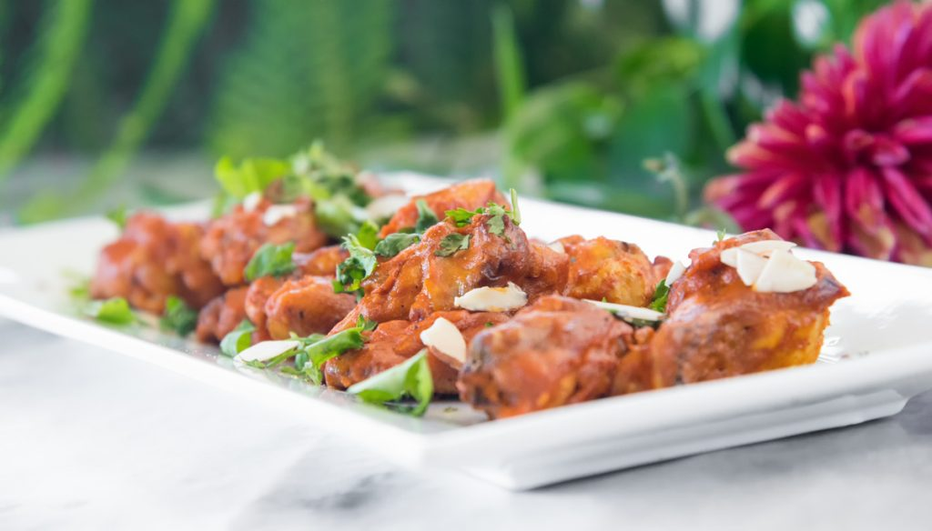 Paleo Butter Chicken Wings