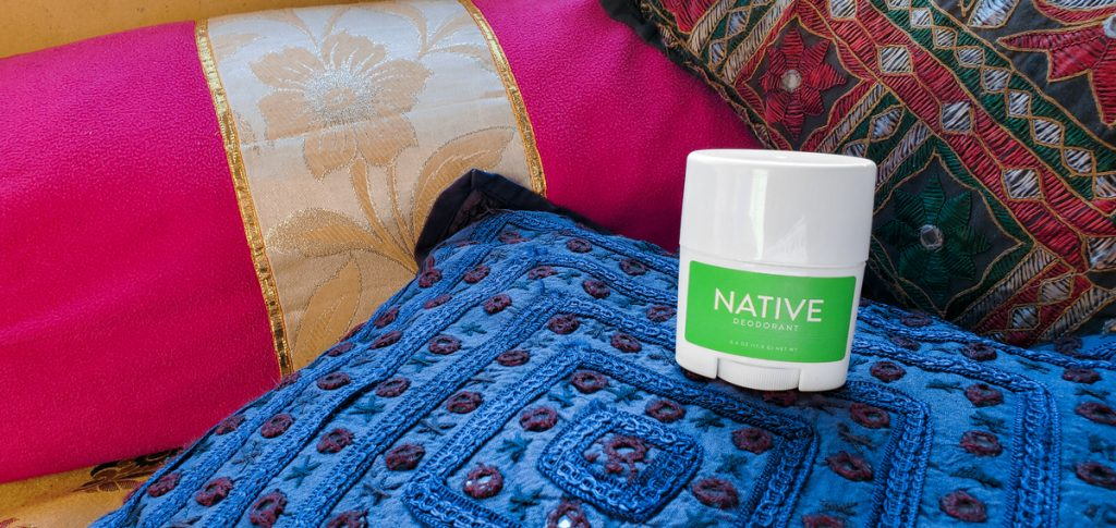 Native Deodorant for Travel Stink Review in India #GoNative
