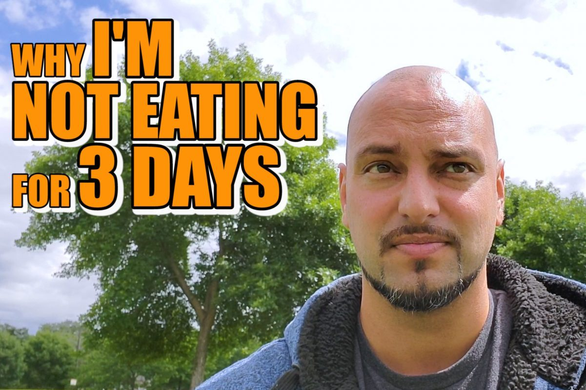 WHY I'M NOT EATING - My Experience With Fasting For 3 Days - why fasting is good for you my experience with 3-day fast why is intermittent fasting good for you what it's like fasting This is why I'm not eating for 3 days