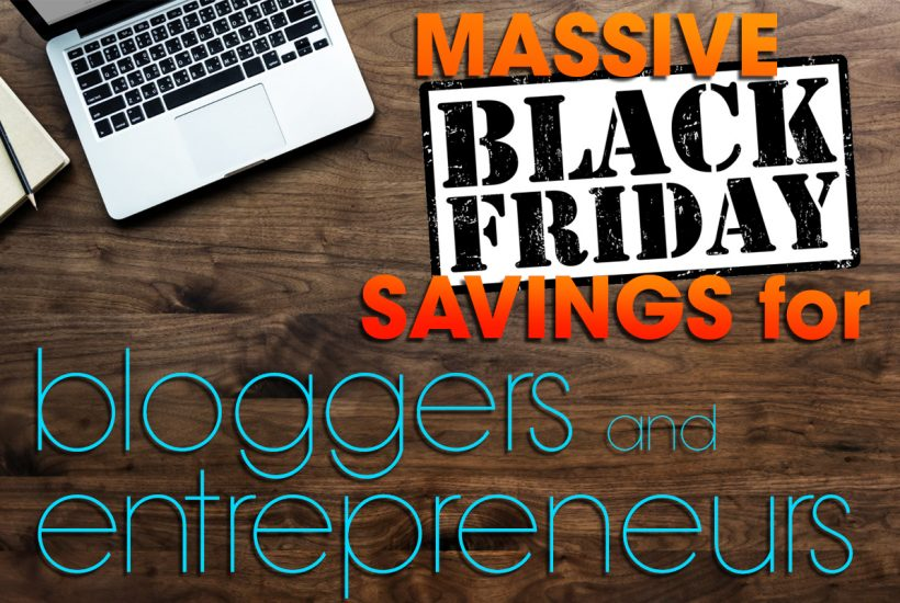 The Best Black Friday Christmas Shopping List for Bloggers & Entrepreneurs